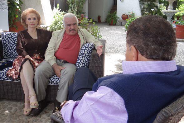 Doña Cuquita nos cuenta cómo fue que se conocieron, habla...