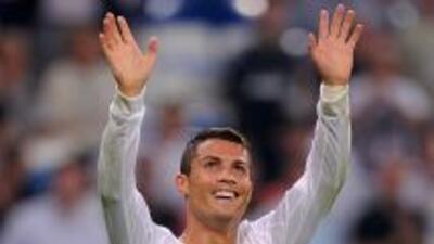 El portugués ya tiene 208 goles, uno más de los que Hugo Sánchez hizo co...