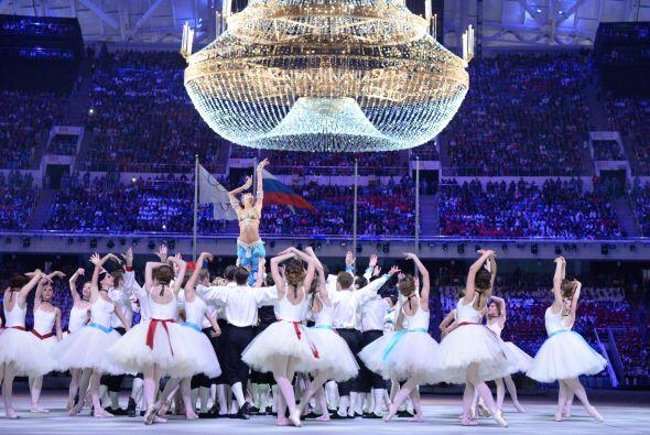 ¿Alguien puede negar que los bailarines rusos destacan entre los mejores...