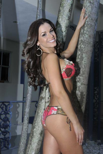 Elizabeth Robaina audicionó en varias ocasiones pero se ganó el pase en...