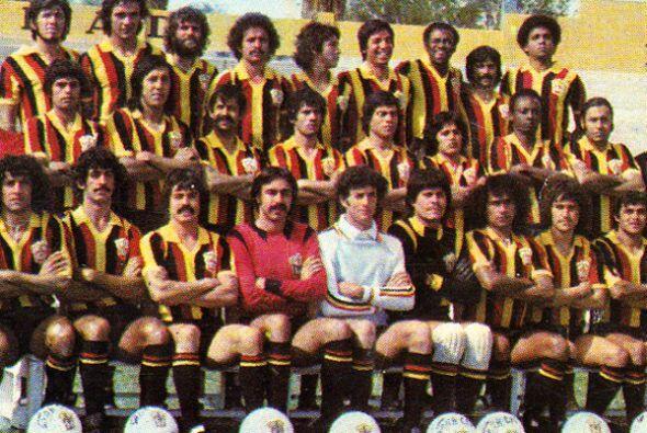 El 14 de junio de 1974 debutaron en la Primera División enfrentando al A...