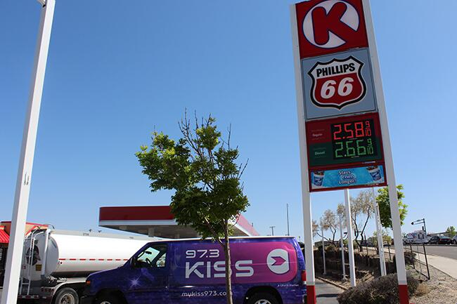 KISS My Gas (5-8-15)