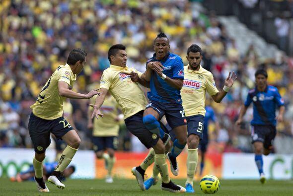 Paolo Goltz, desde su llegada a México el argentino se ha caracterizado...