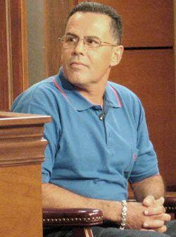 Julio Valentín Maldonado es el padre de los hermanos y vino a contar los...
