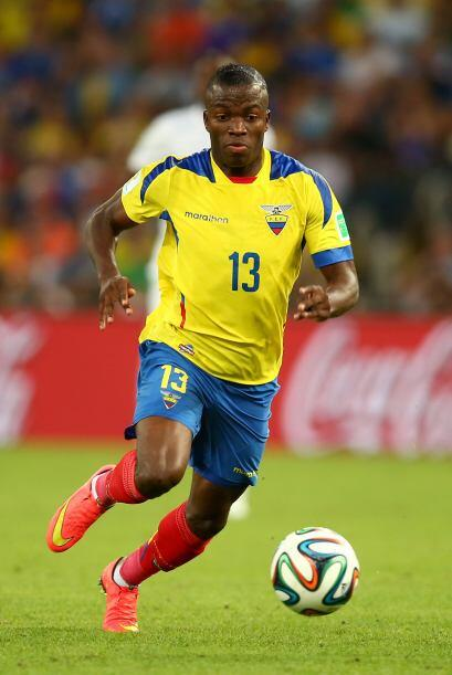 El ecuatoriano Enner Valencia está cerca del West Ham.