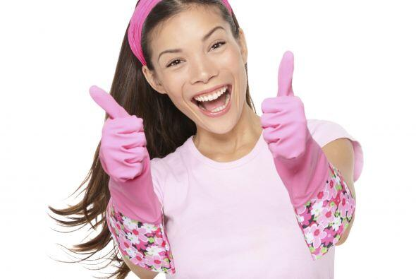 6.- Usa guantes: Cambios de temperatura, jabón, detergentes y todos los...