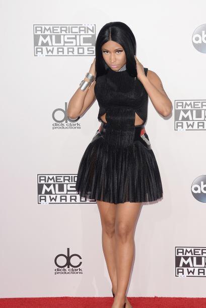 Por supuesto, Nicki siempre le pone toda su personalidad a este tipo de...