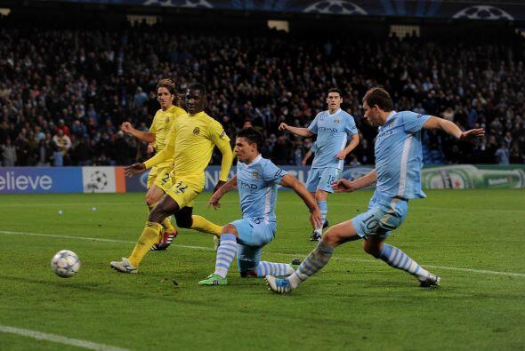Y en el segundo minuto de descuento, el delantero argentino puso la pier...