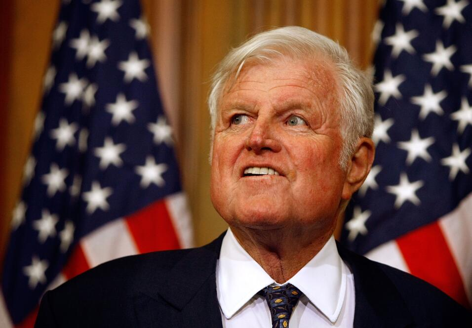 salud cancer Ted Kennedy