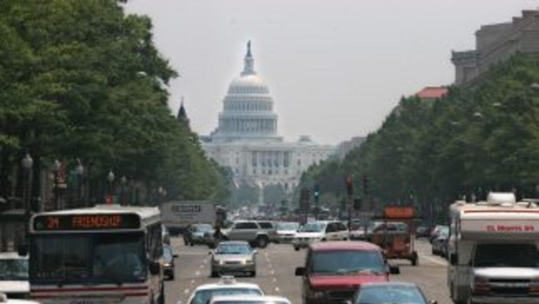 Los conductores de Washington D.C. tuvieron las calificaciones más bajas...