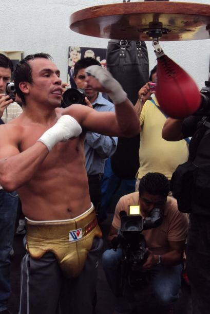 Márquez se ha enfrentado a los mejores del mundo y le ha dado satisfacci...