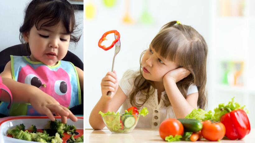 verduras niños consejos