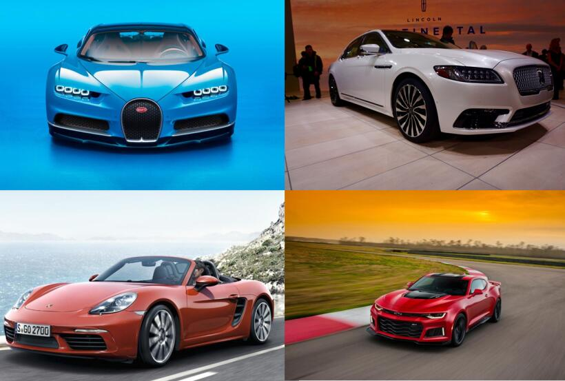 Estos son los 5 modelos 2017 que generan mayor expectativas
