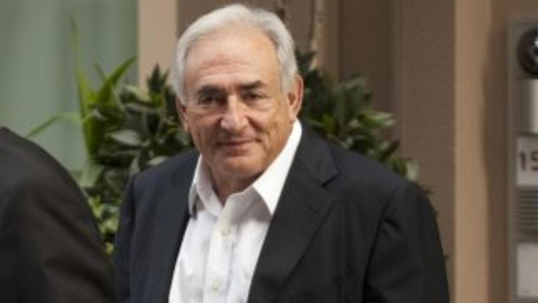 Strauss-Kahn fue detenido el 14 de mayo en Nueva York acusado de agresió...