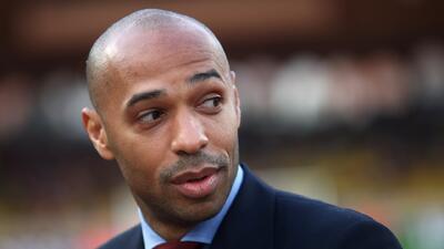 Thierry Henry confesó lo que significa llegar a la dirección técnica del Mónaco
