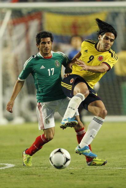 Aunque hace un año llamó a Damián Álvarez para un amistoso contra Colomb...