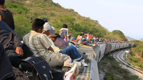 Según el informe, en Centroamérica se mantiene la pobreza, la desigualda...