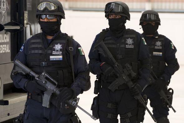 El detenido, César Villagrana Salazar, fue presunto jefe de las localida...