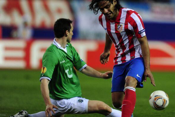 Por su parte, el Atlético de Madrid del argentino Diego Simeone también...