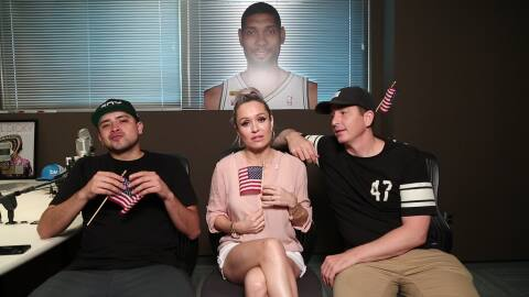 Dana Cortez Show Celebrates Independence