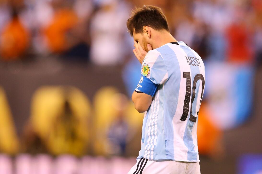 Derrotas de Lionel Messi: los más duros golpes en la carrera de 'La Pulg...