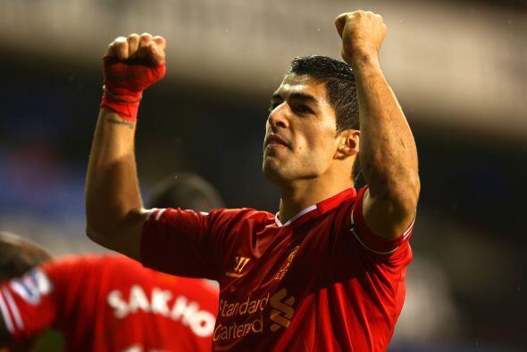El goleador sudamericano está viviendo una de sus mejores rachas en la P...