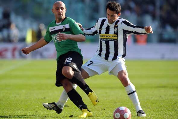 Por su parte, la Juventus enfrentó a Siena.