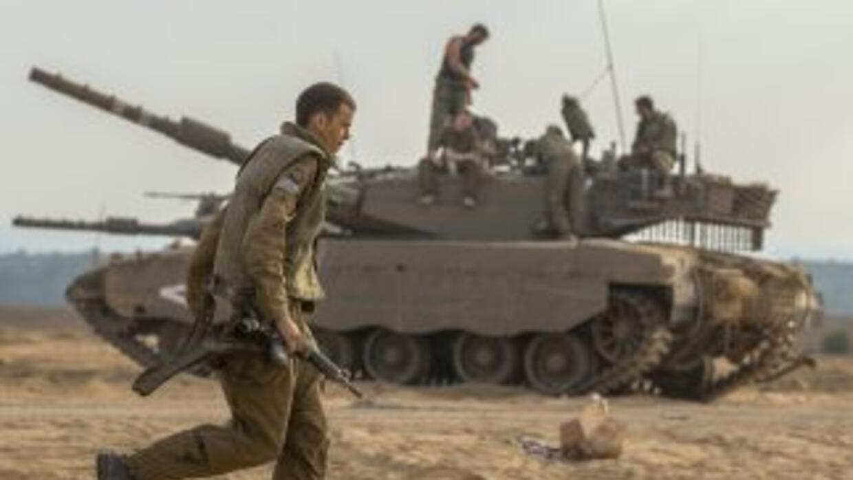 El Ejército israelí anunció la desaparición de uno de sus soldados en op...