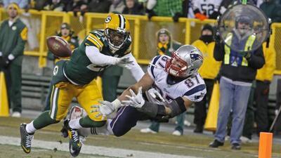 Green Bay Packersvs.New England Patriots para la Semana 1 de la pretem...