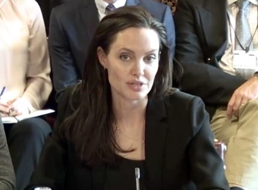 Angeina Jolie