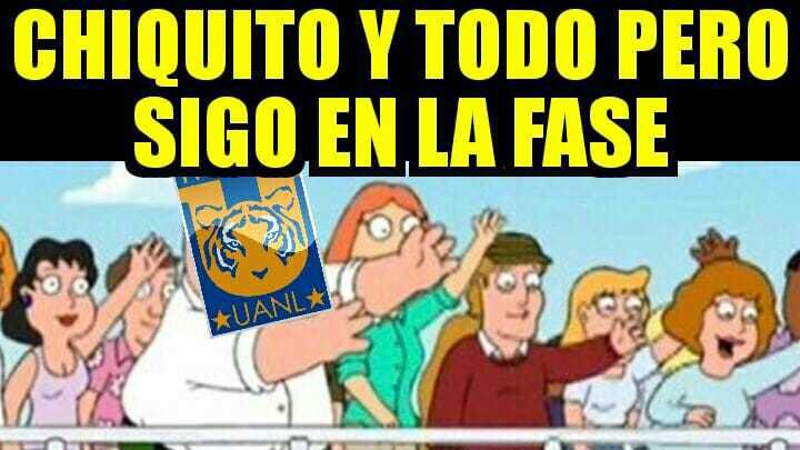 La Liga de Campeones y la Copa MX desde los memes más divertidos meme.jpeg