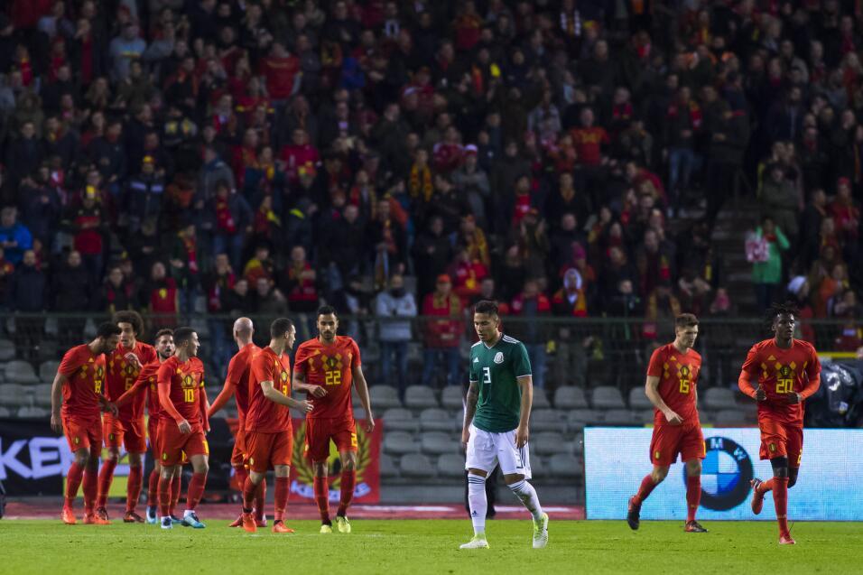 Con la magia del 'Chucky', el Tri rescató gran empate en Bélgica 2017111...