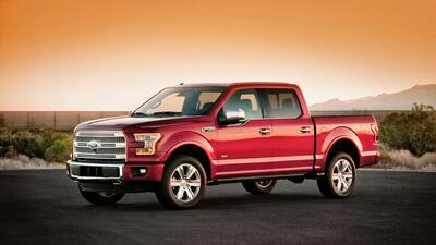 Ford llama a revisión 2 millones de pickups F-150 por posibilidad de incendio en la cabina