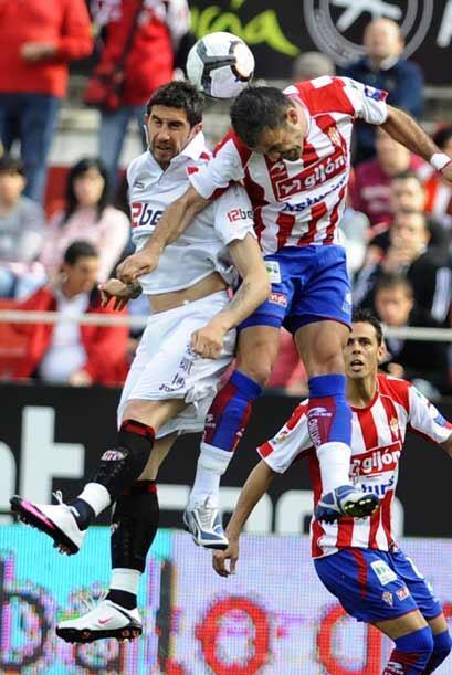 La jornada 33 de la Liga de España arrancó con el partido entre Sevilla...