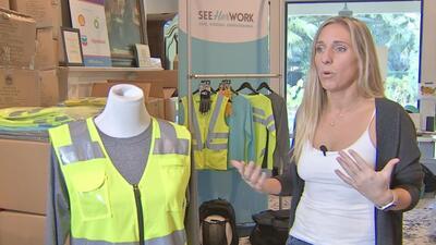 'See Her Work', el negocio de ropa de trabajo pensado para las mujeres de Houston