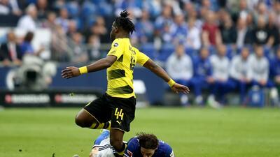 Batshuayi en riesgo de perderse el Mundial con Bélgica por lesión