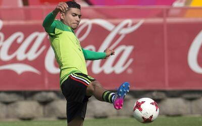"""Orbelín Pineda: """"Lo peor que un jugador puede hacer es relajarse y confi..."""