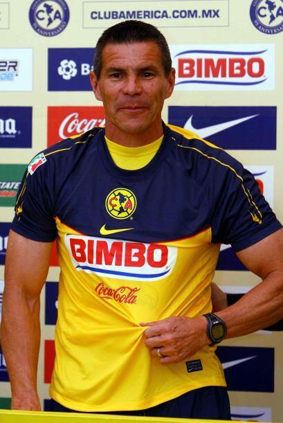 El 'Capitán Furia', uno de los mejores defensores que ha dado el fútbol...