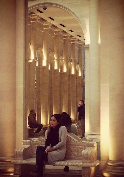 """""""Saber esperar siempre tiene su recompensa... #NewYork"""", compartió Karla..."""
