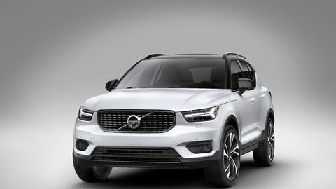 Crossovers the-new-volvo-xc40-r-design-crystal-white-w-contrasting-black...