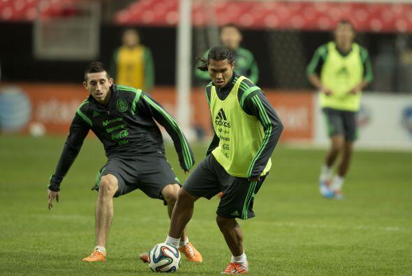 Héctor herrera está jugando a buen nivel con el Porto, es titular y Migu...