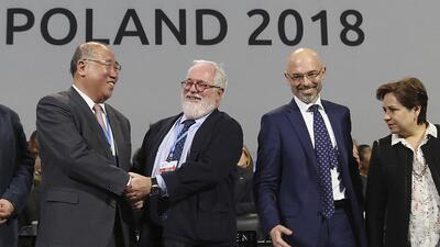 Lo que celebran y critican del pacto alcanzado en la cumbre del clima en Polonia