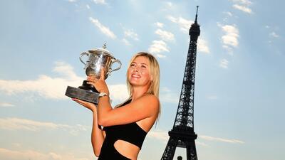 Polémica y expectativa por regreso de María Sharapova al tenis tras su dopaje