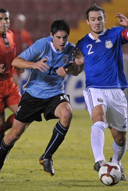Argentina, que jugó mal, quedó afuera de los Juegos Ol&iac...