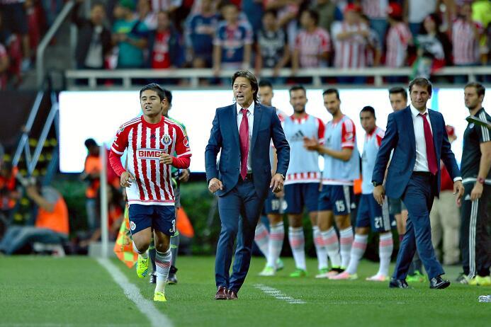 Javier López vs. Arroyo