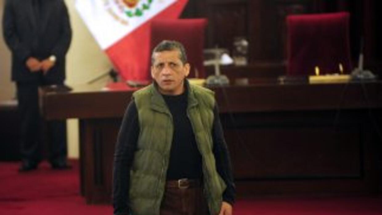 La populariad del presidente Humala llegó a su nivel más bajo.