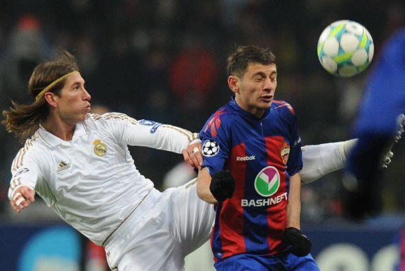 El Madrid dejó ir varias opciones en un juego que pudo terminar en goleada.