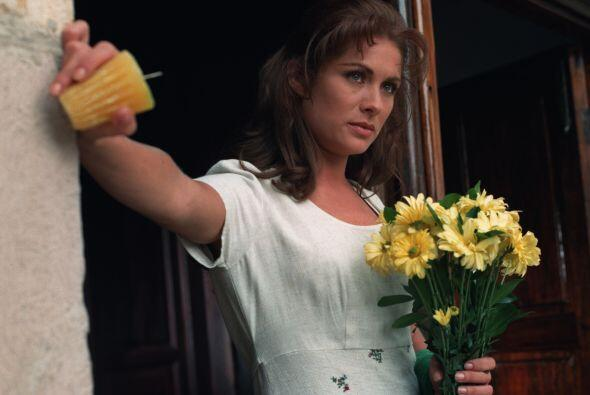 Esta telenovela protagonizada por Leticia Calderón llegó a muchos países...