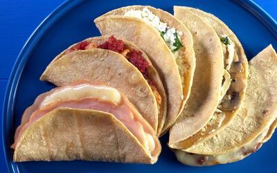 La quesadilla y sus infinitas posibilidades, te damos 5 versiones
