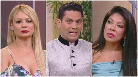 Ismael Cala ayudó a sanar las heridas emocionales de Vicky y Marisol Ter...